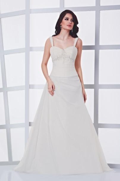 Professionell 2013 brudklänning bröllop brudklänning axelrem